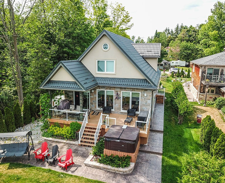 Barrie Drone Photo Video Services For Real Estate